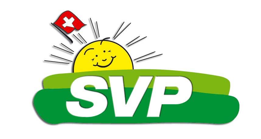 Wir unterstützen die SVP Schweiz